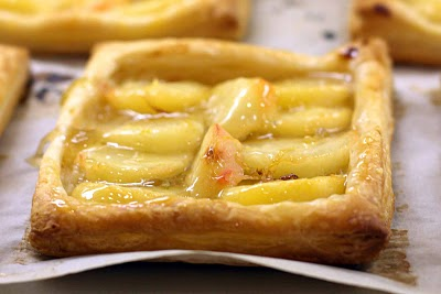 Peach Lemon Tarts