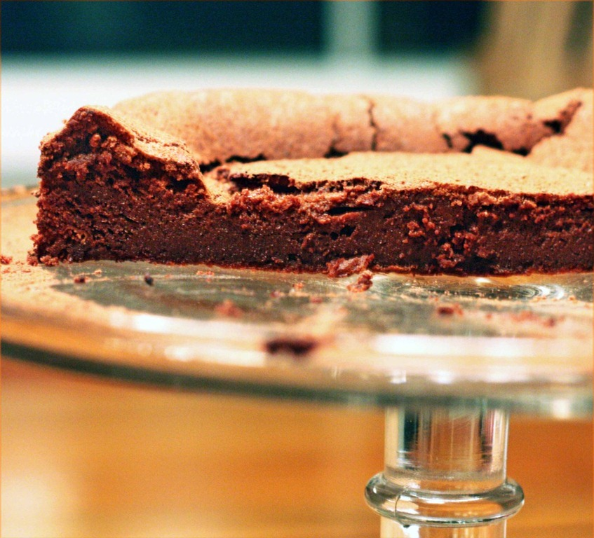Double Chocolate Mousse Cake via Michel Rostang and Mother Sis Boom ...