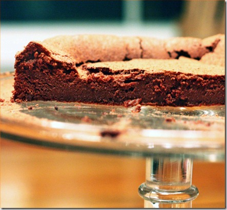 Michel Rostang Double Chocolate Mousse Cake