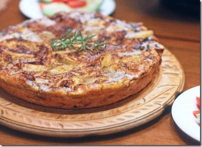 Basque Potato Tortilla