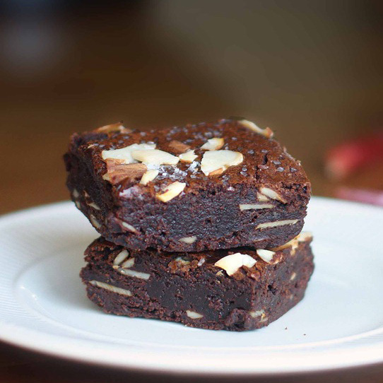 Mayan Chocolate Brownies