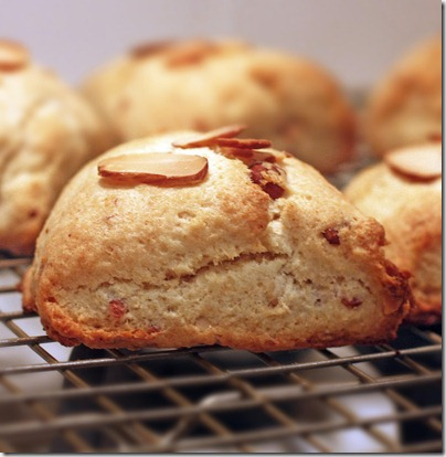 Toasted Almond Scones955