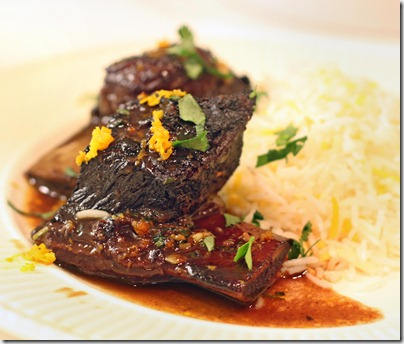 Short Ribs in Red Wine and Port