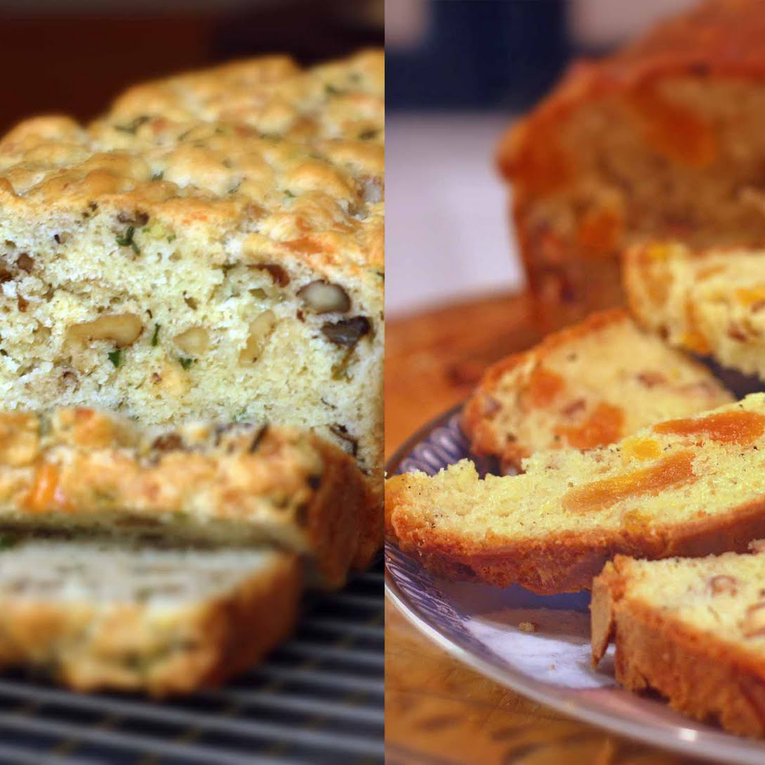 Savory Quick Breads