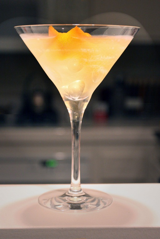 The Liberté Cocktail