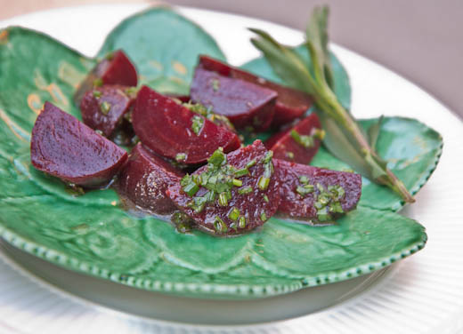 Lime and Honey Beet Salad