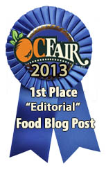 OC Fair 2013 1st Editorial