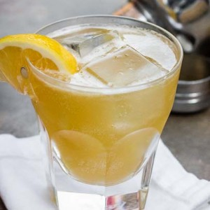 The Gold Rush Cocktail