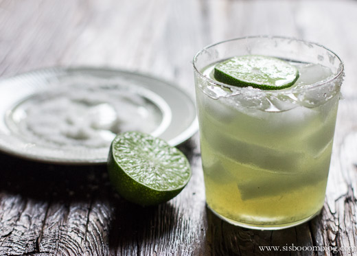 This three ingredient Partida Margarita Cocktail recipe, courtesy of ...