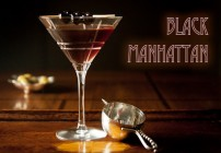 Black Manhattan – Dark, Mysterious Averna!