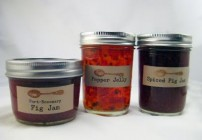 Spiced Fig Jam: Holiday Gift Collective Item #2