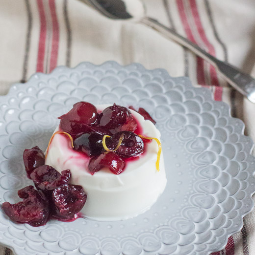 Buttermilk Panna Cotta