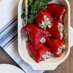 "Tuna Stuffed Piquillo Peppers – ""Aha!"""