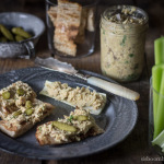 Tuna Rillettes without a Kitchen Island
