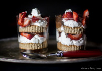 Visitandine Strawberry Shortcakes