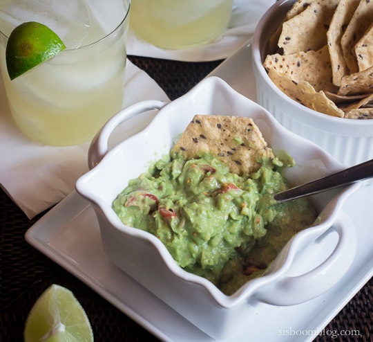 Guacamole Without a Plan