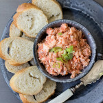 Salmon Rillettes Redux and 'Goodbye'?